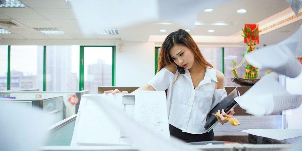 employment agency worker